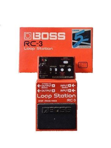 pedal loop rc-3 boss - Foto 2