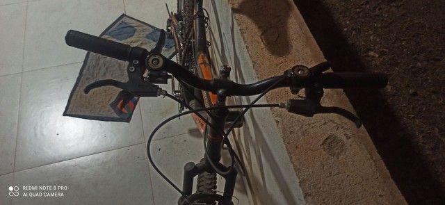 Bike mormai fullsion seminova 26 - Foto 2