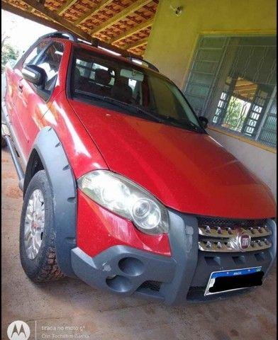 Vendo Fiat Strada Adventure 1.8 8V (Flex) (Cabine Dupla) 2010 - Foto 6