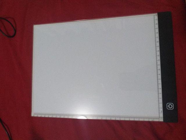 Mesa de luz para desenho