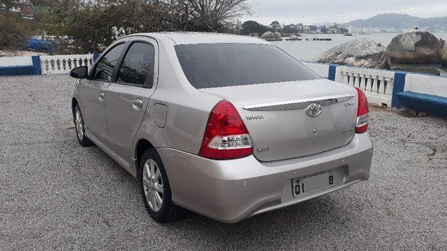 Toyota Etios Sedan XLS automático - Foto 7