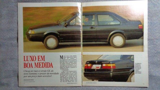 Quatro Rodas Junho 1991 - Foto 2