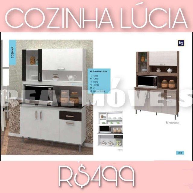 ARMÁRIO COZINHA LÚCIA X1