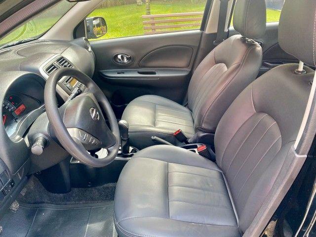 Nissan March SV 1.6, completo!!   - Foto 8