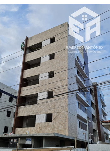 Apto em construção (fase final) no AltiPlano Cabo Branco - Poucas unidades.