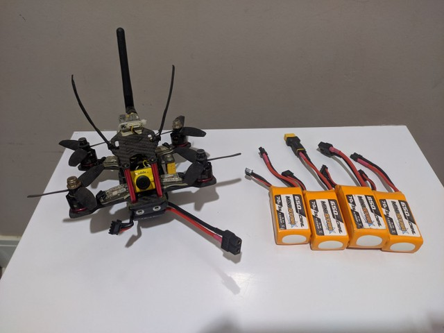 Drone racer 130mm - Foto 2