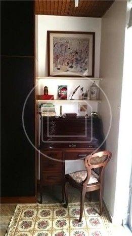 Apartamento à venda com 4 dormitórios em São conrado, Rio de janeiro cod:836786 - Foto 3