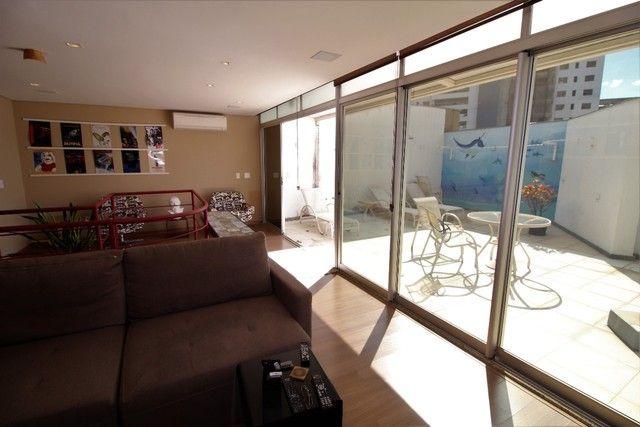 Cobertura no LUXEMBURGO climatizada, som ambiente , três quartos - Foto 18