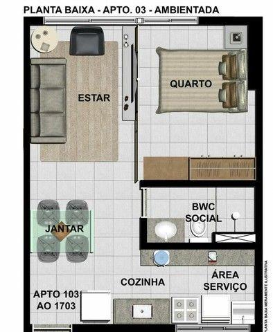 ACT   Flat de 32 m²   Aflitos (Oportunidade) - Foto 19