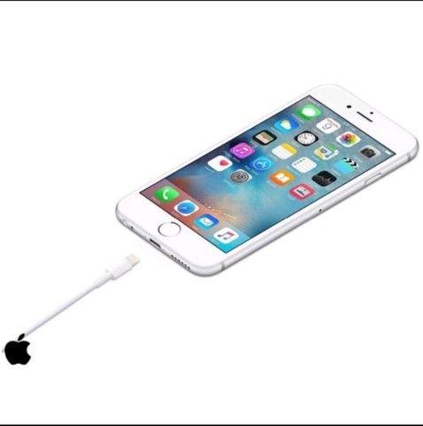 Cabo Carregador Para IPhone - Compatível Com IPhone 5 6 7 8 X 11 e 12  - Foto 5