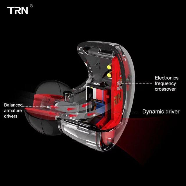 Fone Trn V30 + Case - Foto 5