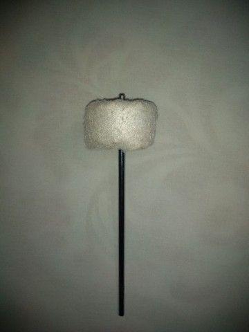 Batedor de bumbo simples