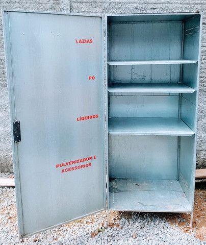 Armário Depósito de Agrotoxico - Foto 2