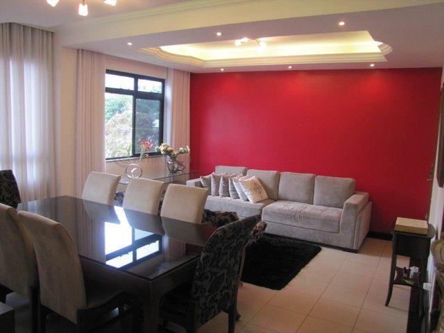 Apartamento à venda com 4 dormitórios em Castelo, Belo horizonte cod:419716 - Foto 3