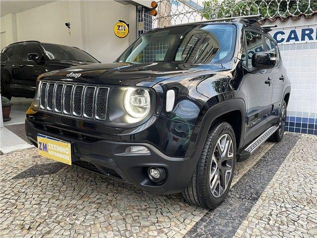 Jeep Renegade 2019 2.0 16v turbo diesel longitude 4p 4x4 automático