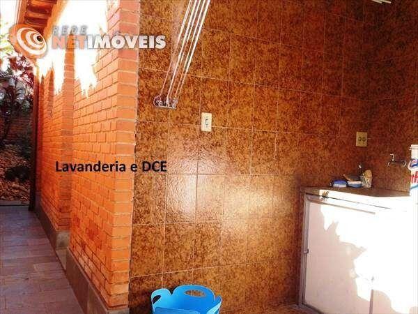 Casa à venda com 5 dormitórios em Bandeirantes (pampulha), Belo horizonte cod:449501 - Foto 14