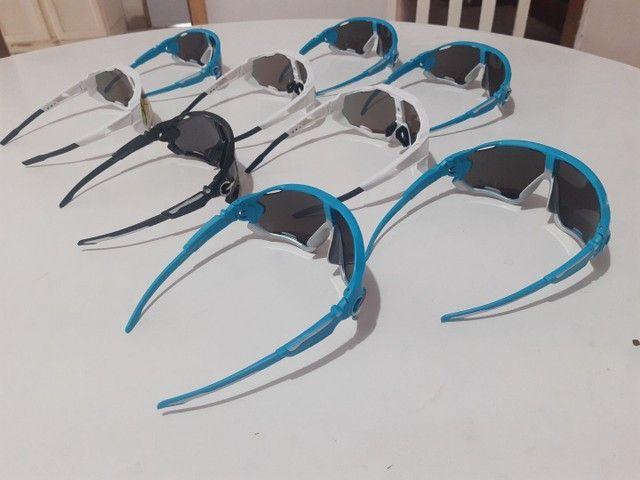 Óculos de ciclismo profissional - Foto 2