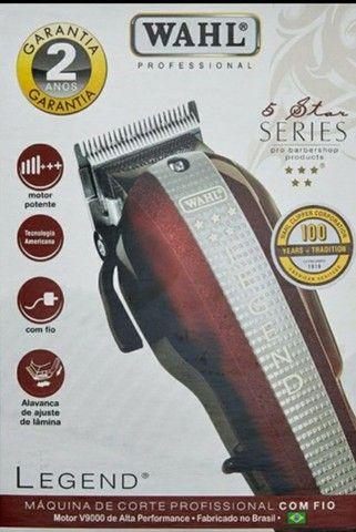 Máquina Wahl Legend de corta cabelo profissional