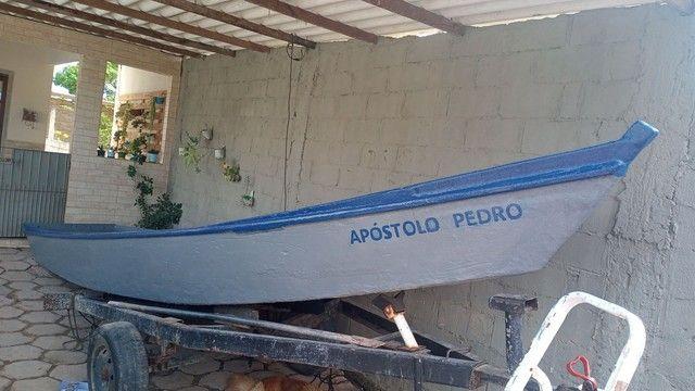 Vendo canoa - Foto 2