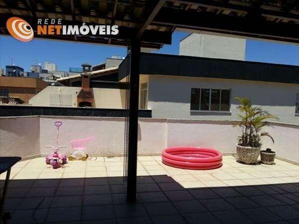 Apartamento à venda com 4 dormitórios em Castelo, Belo horizonte cod:44168 - Foto 8
