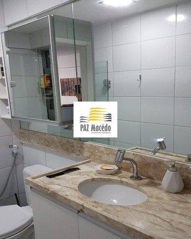 Apartamento 02 Quartos Pronto Para Morar em Boa Viagem,Mobiliado, Lazer Completo - Foto 8