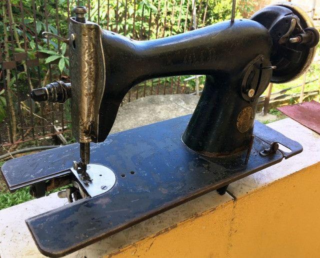 Cabeçote de máquina de costura Alfa, usada, no estado - Foto 6
