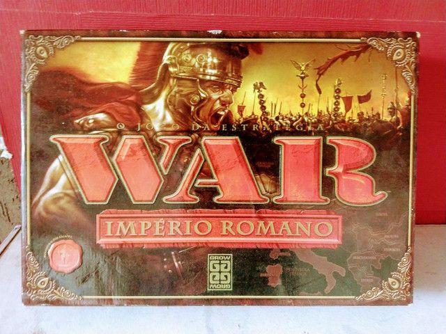 Jogo War império Romano .