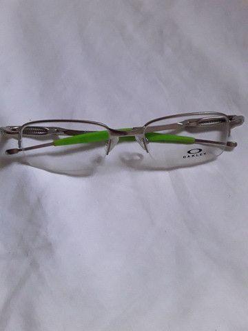 Óculos Descanso Oakley *Novo* $120.00 - Foto 2