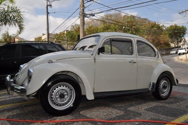 Volkswagen Fusca 79 1.300 Carro de colecionador, placa preta   Nunca foi restaurado. - Foto 10