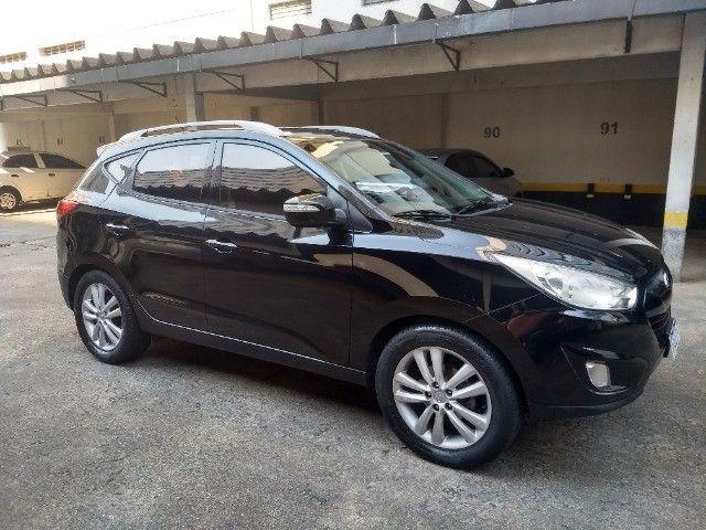 Hyundai IX 35 2011 preto Maravilhoso - Foto 2