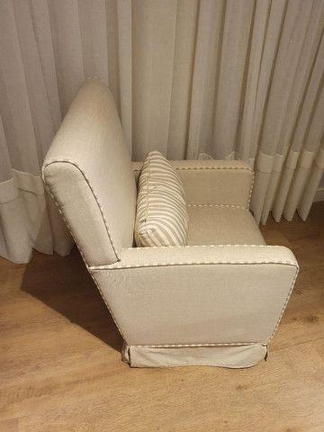 Poltrona Amamentação Cadeira Amamentação Sofá  - Foto 3