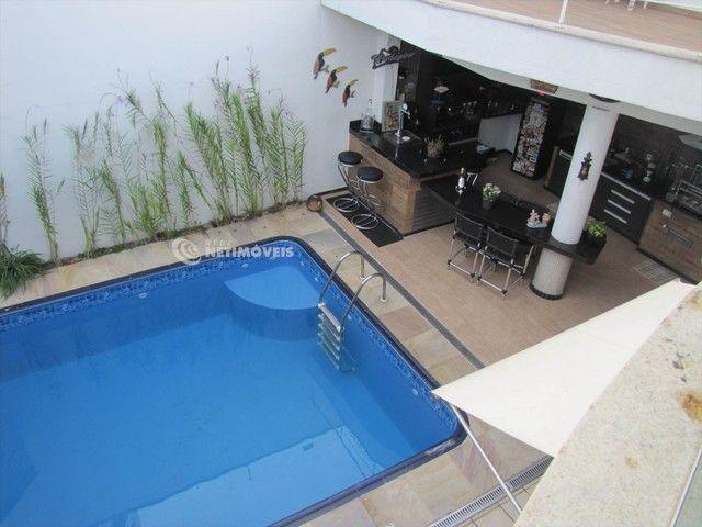 Casa à venda com 5 dormitórios em Ouro preto, Belo horizonte cod:39646 - Foto 4