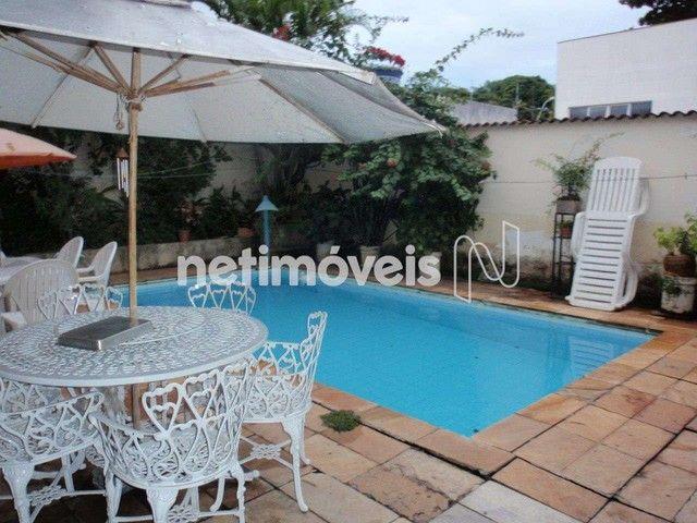 Casa à venda com 4 dormitórios em São josé (pampulha), Belo horizonte cod:523502