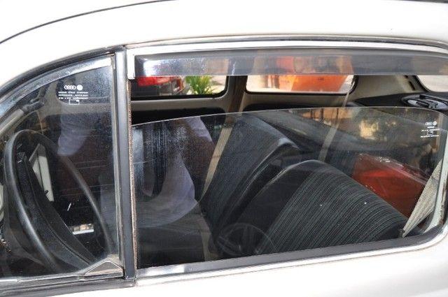 Volkswagen Fusca 79 1.300 Carro de colecionador, placa preta   Nunca foi restaurado. - Foto 14