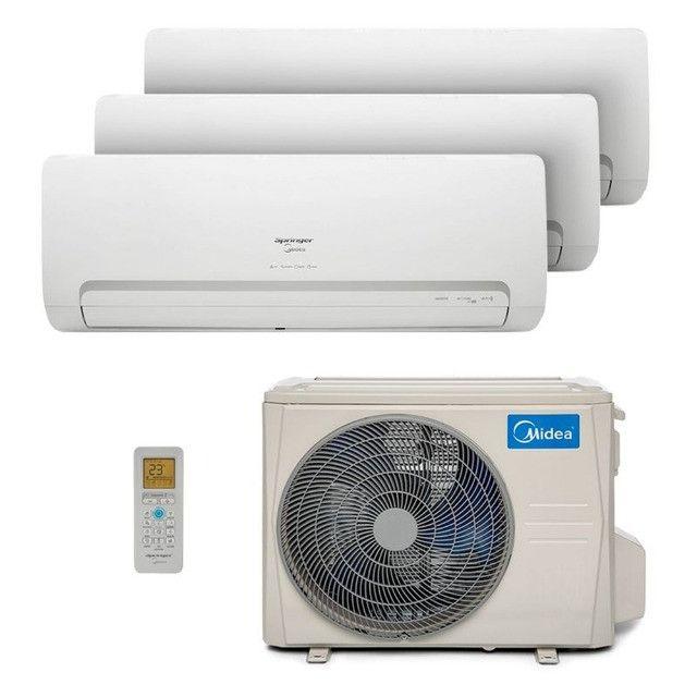 Ar Condicionado e Máquina de Lavar - Foto 5