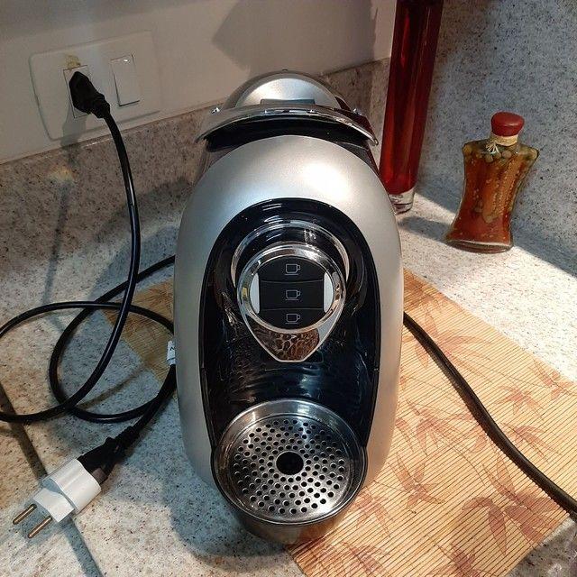 Maquina de cafe 3 corações