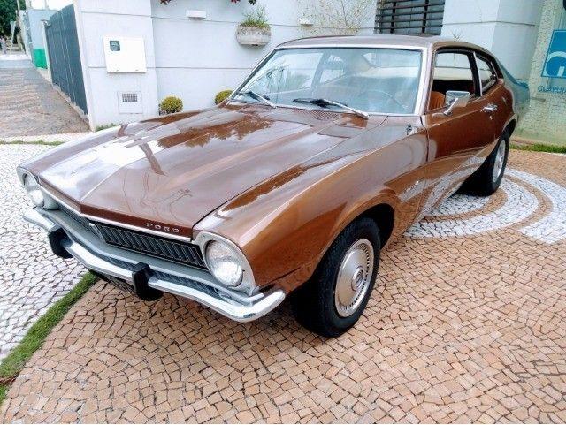 Ford Maverick modelo 1977 original de fábrica  - 2 º dono