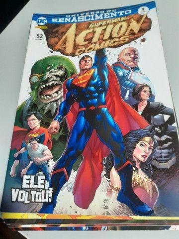 Revistas Marvel e DC - Foto 4