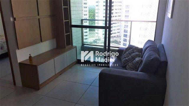 Charmoso apartamento Mobiliado em Boa Viagem, ao lado do Colégio Santa Maria e Academia. R - Foto 2