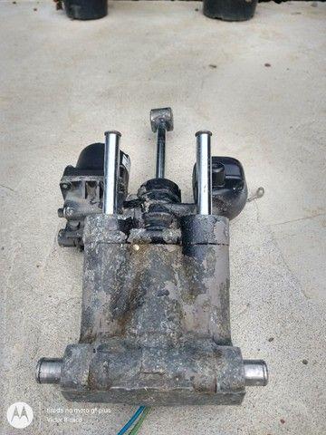 Power Trim Motor Popa Johnson Evinrude Usado - Foto 5