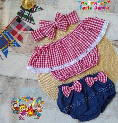 Coleção BABY junina - Foto 3