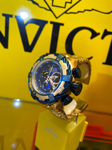 Invicta Thunderbolt azul novo - Foto 2