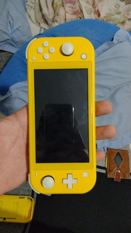 Nintendo switch lite/ Leia a descrição