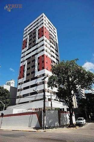 Apartamento com 2 dormitórios à venda, 47 m² por R$ 397.000,00 - Madalena - Recife/PE