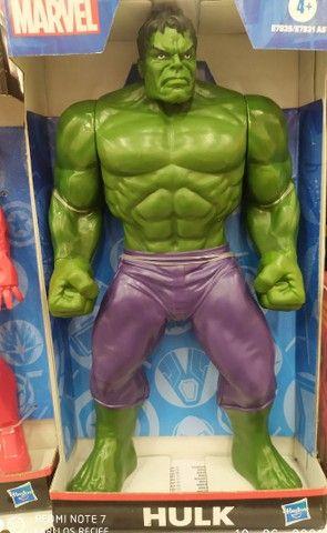 Boneco hulk · Boneco Marvel Vingadores - Foto 2