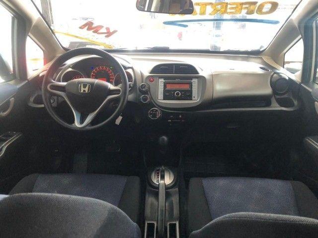 Honda Fit 1.4 Lx 2013 Aut. Muito Novo - Foto 8