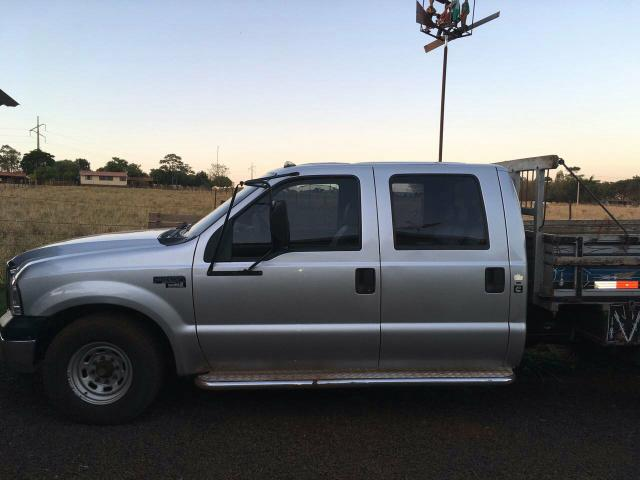 FORD F350 CABINE DUPLA ANO 2011/11