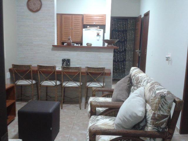 Apartamento São Miguel do Gostoso, 02 quartos