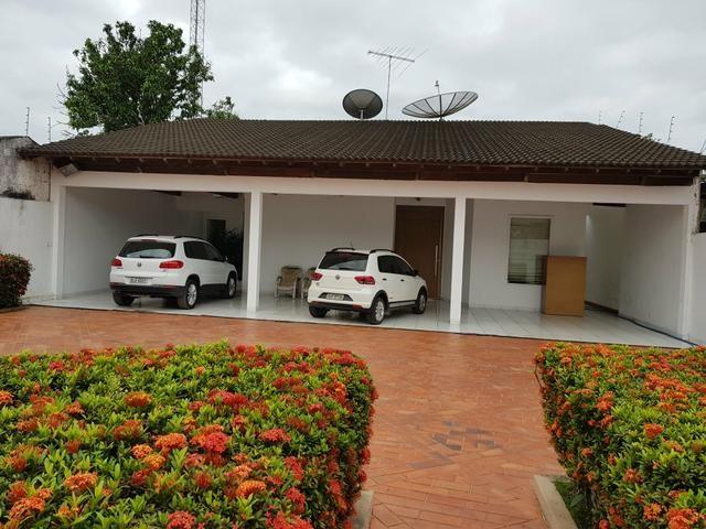 Casa residencial de alto padrão