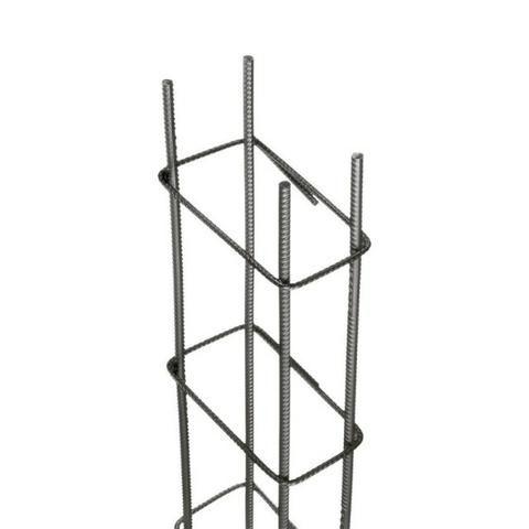 Coluna pronta vergalhão 1/4 (6.3mm) - Foto 2